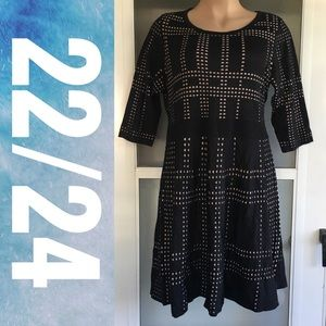 Plus Size Stretchy Lane Bryant Dress
